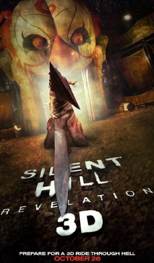 Movie Review: SILENT HILL Revelation | Confessions Of A Christian ...