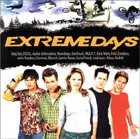 ExtremeDaysSoundtrackCD