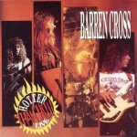 Barren Cross - Hotter than Hell - Front