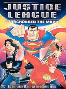 justice league starcrossed