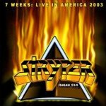 stryper - 7 weeks live in america