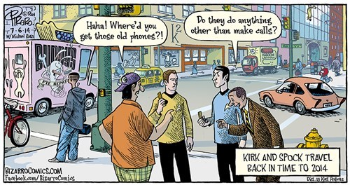 kirk and spock 2014
