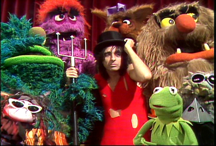 alice cooper and the muppet show