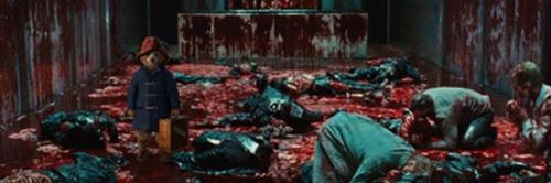 padidington bear zombie apocalypse