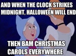 when the clock strikes midnight