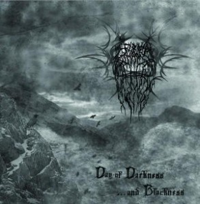 FIRE THRONE - Days Of Darkness...And Blackness