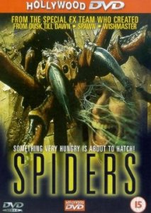 Movie Review: SPIDERS