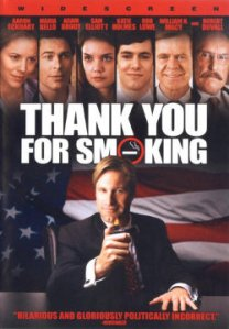 Movie Review: THANK YOU FOR SMOKING
