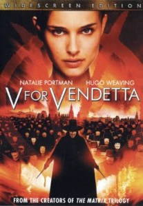 Movie Review: V FOR VENDETTA