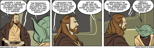 I'm With Qui Gon