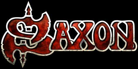 saxon band logo