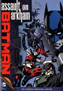 batman assault on arkham