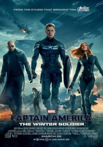Captain America_ The Winter Soldier Movie Poster