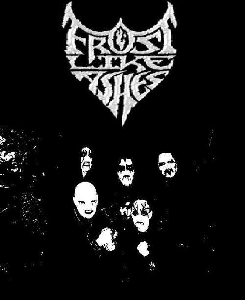 Interview: FROST LIKE ASHES