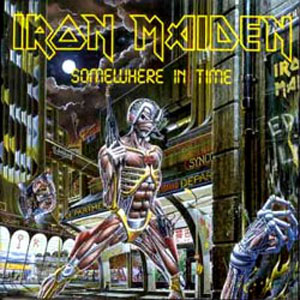 METAL MEMORIES: Iron Maiden - Somewhere In Time