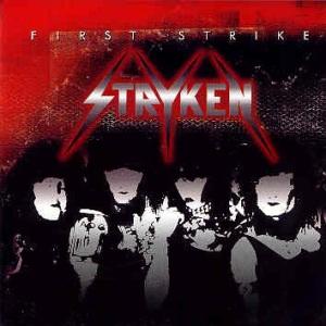 stryken - first strike reissue