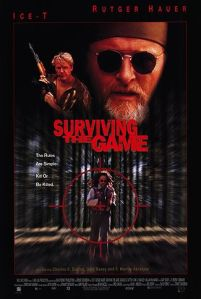 Surviving The Game movie poster