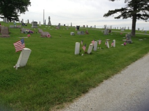 Dunlap Graveyard