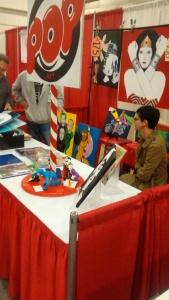Inside Comic Con 1
