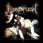 broken flesh - stripped, stabbed, and crucified