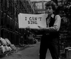 bob can't sing