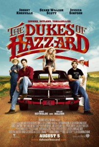 DUKES OF HAZZARD MOVIE