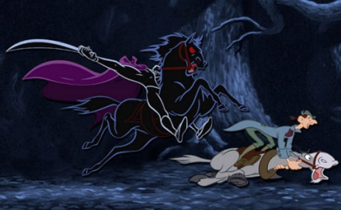 disney legend of sleepy hollow
