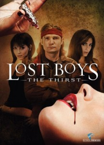 lost boys the thirst movie poster