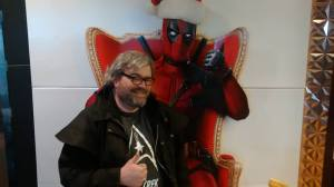 star wars, deadpool, and me