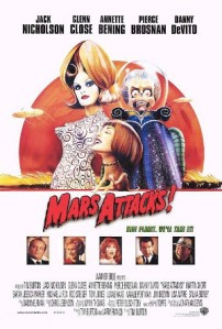1-11 - Movie Review: MARS ATTACKS!