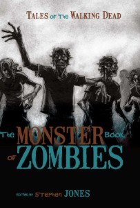 1-14 - Book Review: The MONSTER BOOK OF ZOMBIES