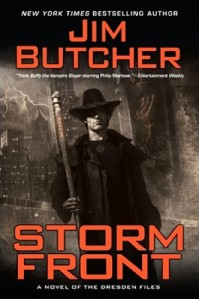 2-1 - Book Review: Dresden Files 1 - Storm Front