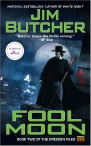 2-2 - Book Review: Dresden Files 2 - Fool Moon