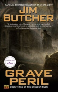 2-3 - Book Review: Dresden Files 3 - Grave Peril