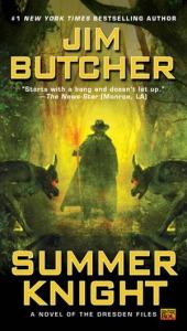 2-4 - Book Review: Dresden Files 4 - Summer Knight