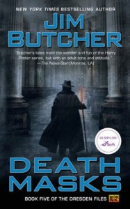 2-5 - Book Review: Dresden Files 5 - Death Masks