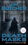 2-5 - Book Review: Dresden Files 5 - Death Masks