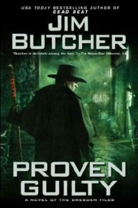2-10 - Book Review: Dresden Files 8 - Proven Guilty