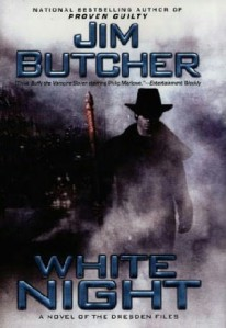 Book Review: Dresden Files 9 - White Night