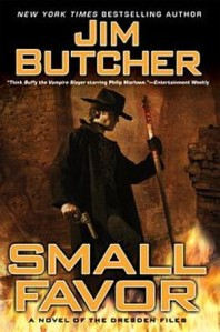 Book Review: SMALL FAVOR (The Dresden Files)