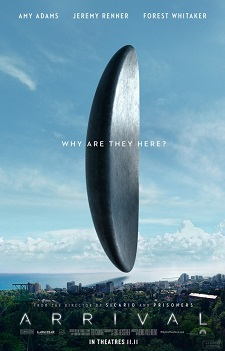 Movie Review ARRIVAL