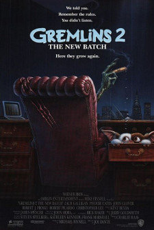 Movie Review_ GREMLINS 2