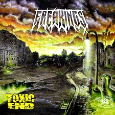 FREAKINGS - Toxic End