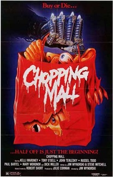 Movie Review CHOPPING MALL