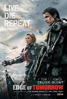 Movie Review EDGE OF TOMORROW