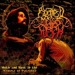 ABATED MASS OF FLESH - Moth And Rust In the Temple Of Putridity