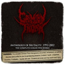 crimson thorn anthology of brutality
