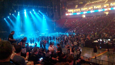 awaiting iron maiden