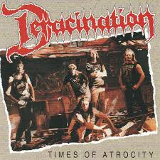 deracination times of atrocity 2 disc release