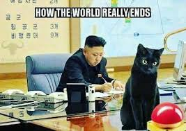 how the world really ends